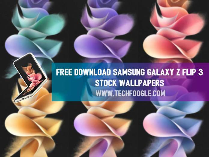 Free-Download-Samsung-Galaxy-Z-Flip-3-Stock-Wallpapers-Collage