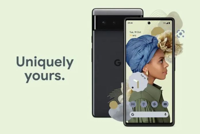 Pixel 6 Specifications Leaked
