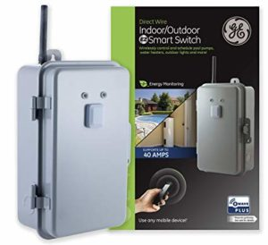 GE Z-Wave Smart Switch for Large Appliances