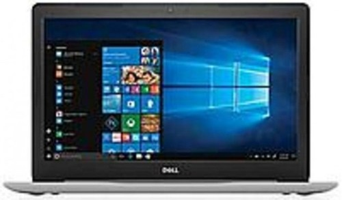 Whether you want to play games online or need to buckle down and finish a report for work, a portable computer is a great option. This Dell Inspiron I5570-5262SLV-PUS laptop provides a 15.6-inch screen and features an integrated webcam to let you communicate with friends, family members and colleagues from across the globe. It includes 8 GB of memory, a 256 GB SSD and runs Windows 10 Home.