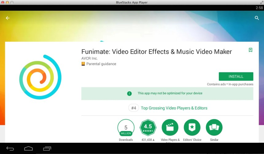 Funimate Online Video & Music Editor for PC - Windows & Mac