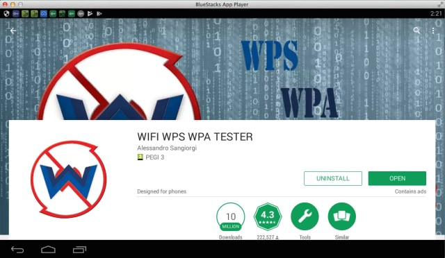 WIFI WPS WPA TESTER for PC - Windows 7/8/10 - Free Download