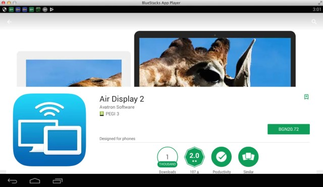 air-display-2-on-pc-using-bluestacks