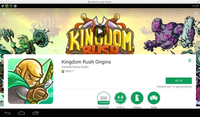 kingdom-rush-origins-for-pc-using-bluestacks