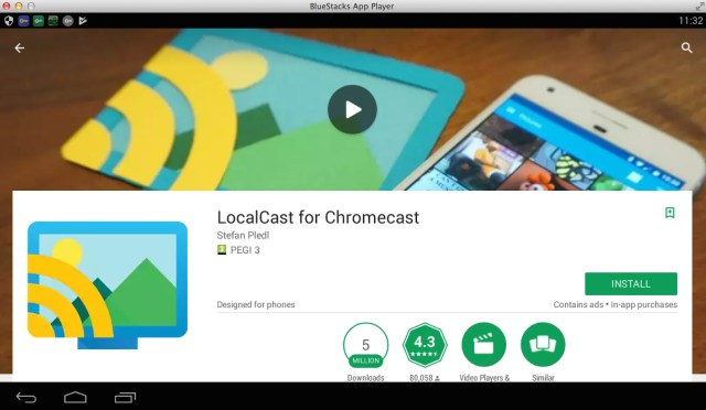 LOCALCAST TÉLÉCHARGER APPLICATION