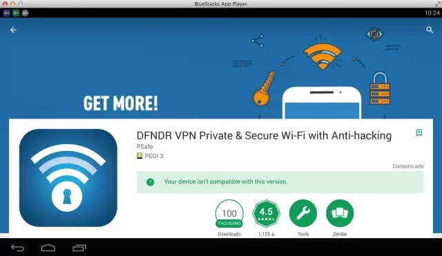 dfndr-vpn-pc-bluestacks-emulator