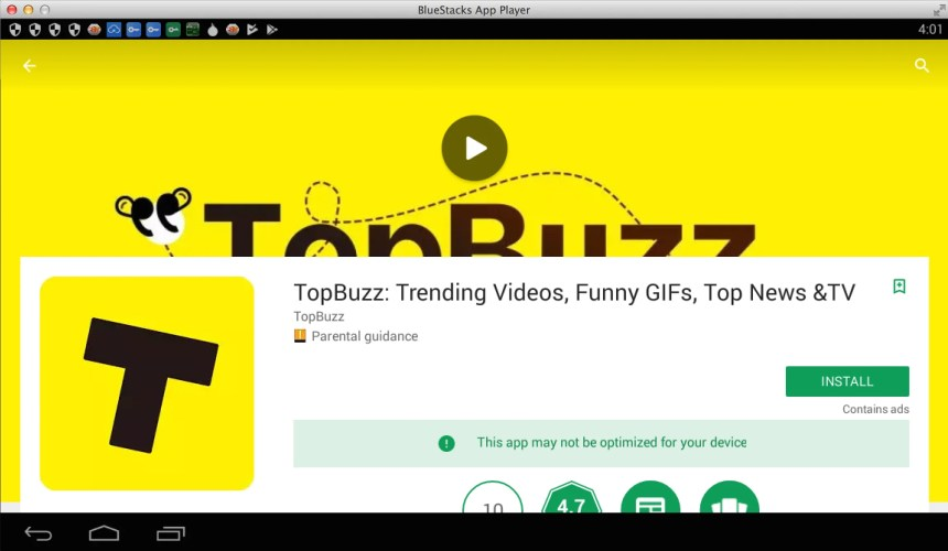 topbuzz-for-mac-bluestacks