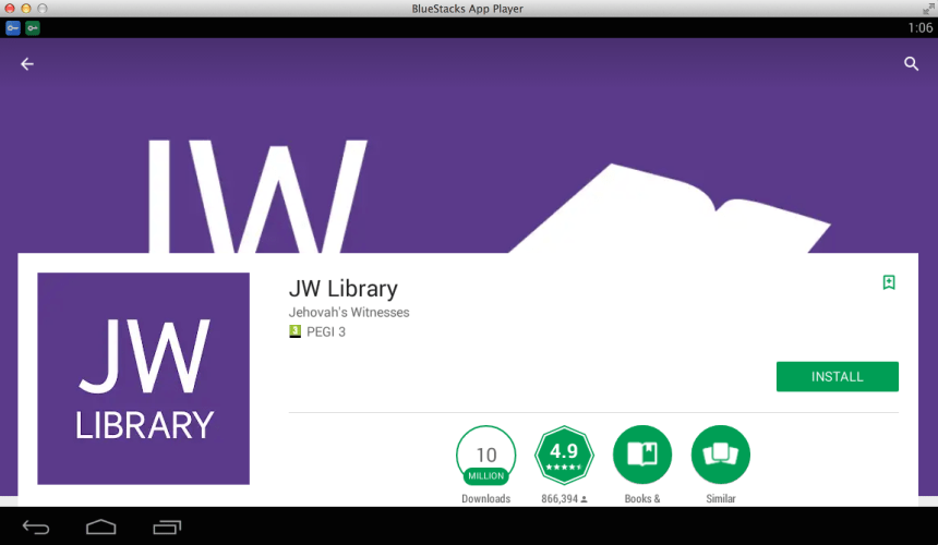 Download & Install JW Library for PC - Windows 7, 8, 10, Mac