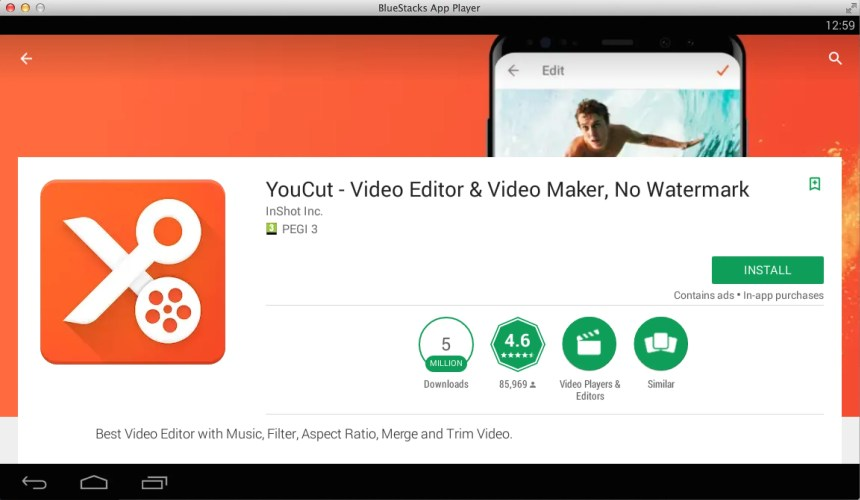 YouCut Video Editor for PC (Windows 7, 8, 10 and Mac) Free Download
