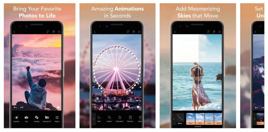 Enlight-Pixaloop-App-Screenshots