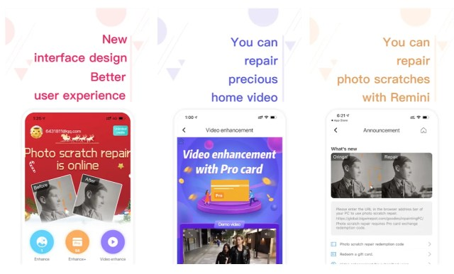 remini-app-android-screenshots