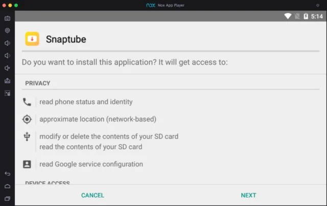 snaptube-installation-on-pc-using-emulator
