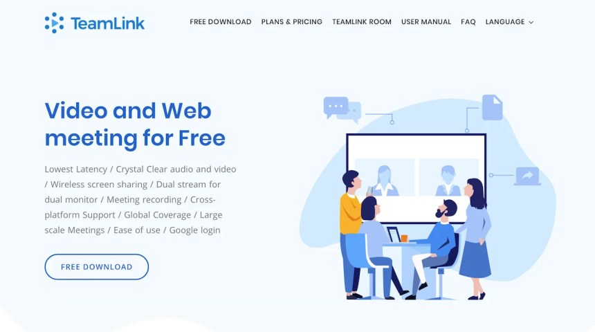 download-teamlink-software-for-windows-mac