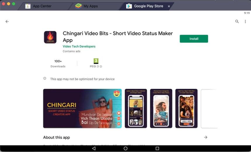 download-chingari-app-for-pc-using-bluestacks
