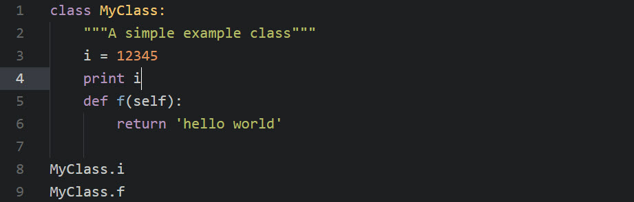 class_object