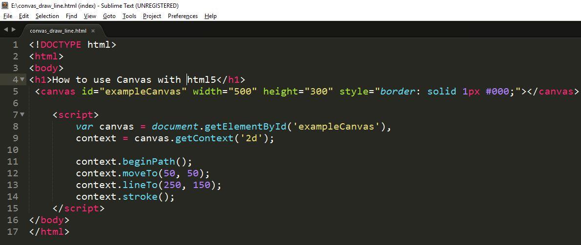 code-line