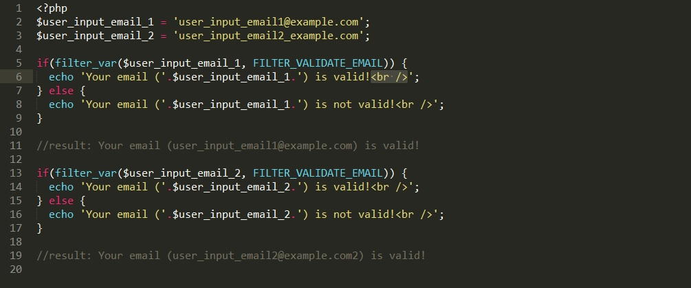 data_filter_validate_email