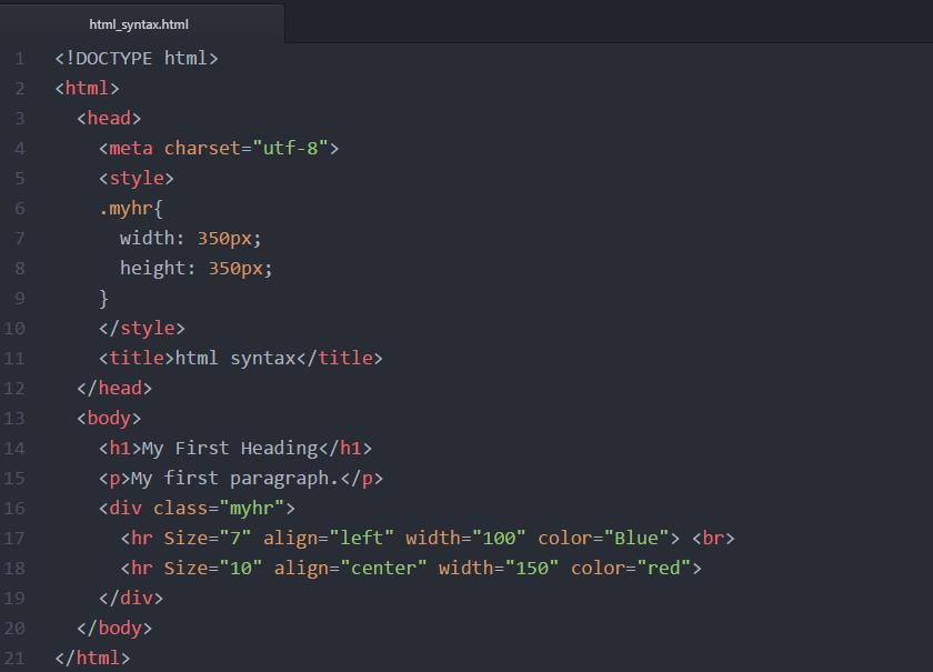 html_syntax