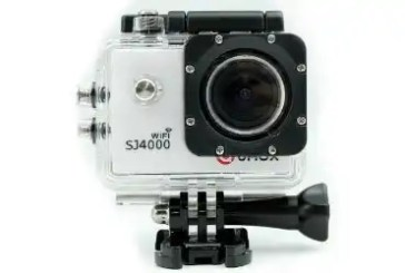 SJ4000 review: budget action cam now with wifi