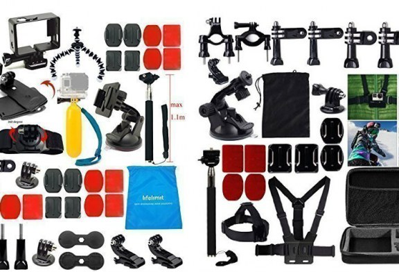 Best budget accessories for gopro 3, 4 black, SJ4000, Sj5000, Xiaomi Yi, Sony action cams