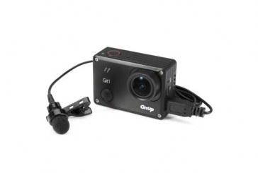 Mini USB Microphone for GitUp Git1 / Git2 / GoPro Hero 3+ / 4 Action Camera