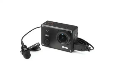 Mini USB Microphone for GitUp Git1 / Git2 / GoPro Hero 3+ / 4 Action Camera
