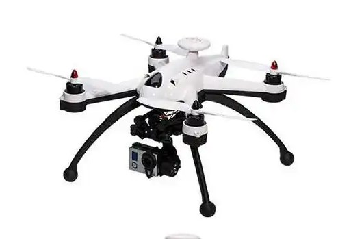 Flying 3D X8 Drone review: GPS 2.4G 8CH RC Quadcopter 6 Axis Gyro OSD RTF