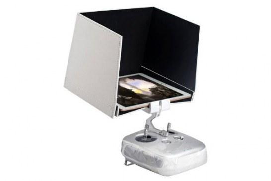 5.5 Inch FPV Cellphone Sun Hood Shade for DJI Inspire 1 / Phantom 3