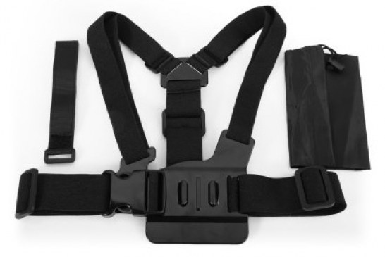 Body Chest Belt Strap Mount for Action Cameras