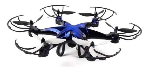 Lidi-Hexacopter