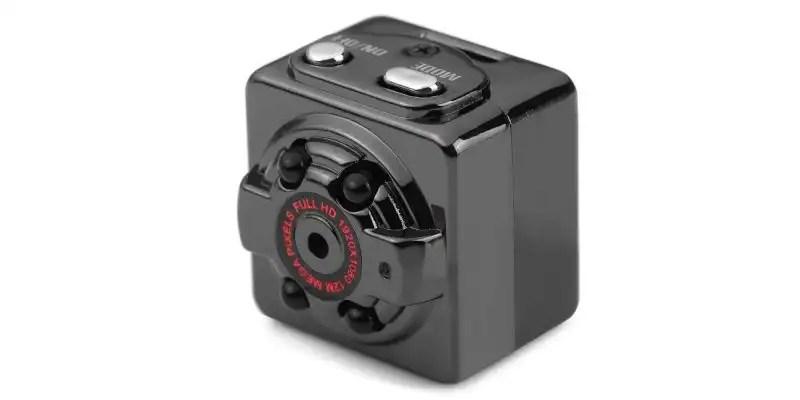SQ8 Mini DV Camera 1080P Full HD Car DVR review   TechFunology.com