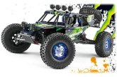 FEIYUE - 03 1:12 2.4G 4WD RC Off-road Car