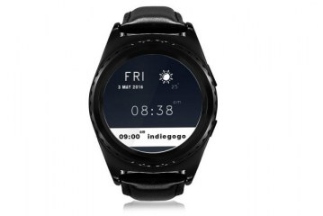 NO.1 S5 Heart Rate Monitoring Smart Watch review