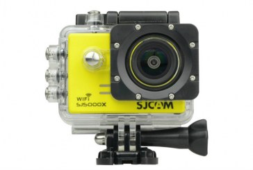 SJ5000X review: 4k@24fps action cam with Gyro