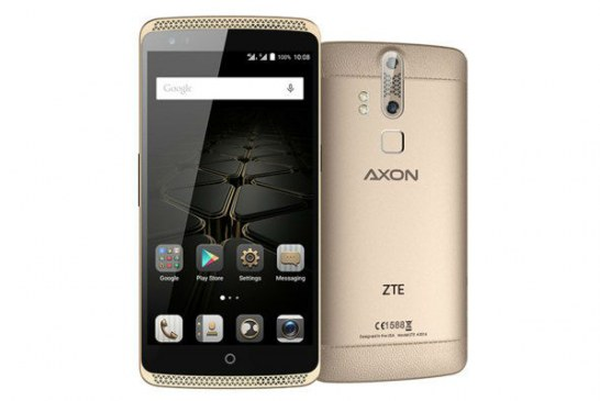 ZTE Axon Elite International Edition Android 5.0 4G Phablet 5.5″ review