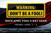 April Fool promo @ Gearbest