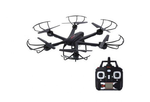 MJX X601H Hexacopter review