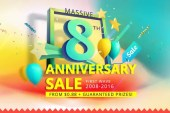 Great sales @ Everbuying for the 8th anniversary