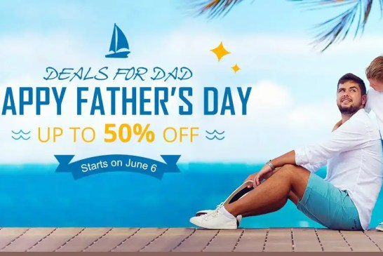Happy Father's Day promotions