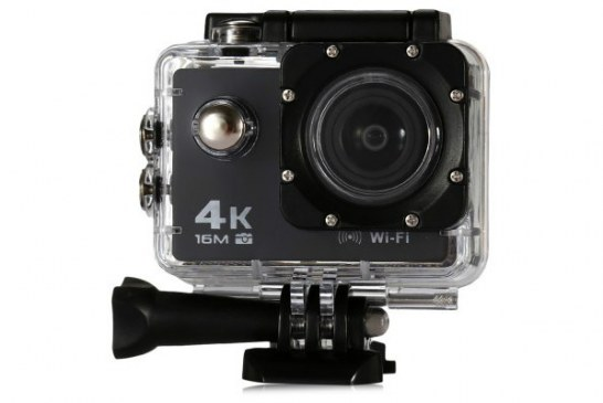 V3 4K WiFi Sport Camera 16MP overview