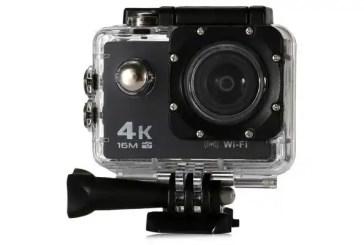 V3 4K WiFi Sport Camera 16MP overview