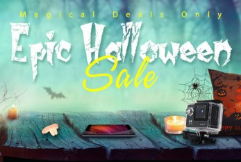 Halloween sale from Gearbest