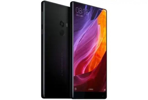 Xiaomi Mi Mix overview