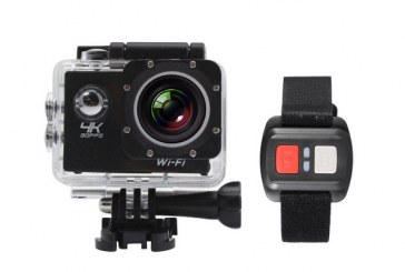 Camfere Action Camera with remote control for 40€ – review