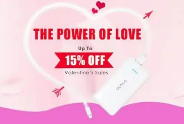Valentine tech sales by OLALA