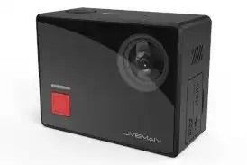 Lesports Liveman C1 – 4K Action Camera review