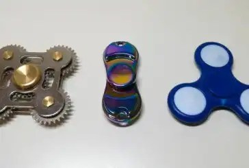 3 fidget spinners review: wich one is the best?