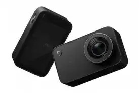 Xiaomi Mijia review – small action camera 4k touchscreen