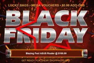 BlackFriday promotions from Gearbest