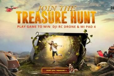 Gearbest september sale  Treasure hunt
